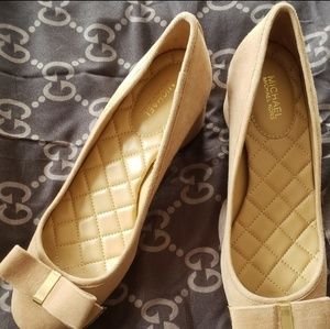 Micheal Kors Square Heel Pumps- NWOT